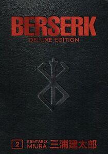 BERSERK DELUXE Volume 2 LIBRO in Inglese NEW .cp
