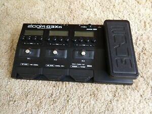 Zoom G3Xn Pedal Guitar Multi-Effects Processor