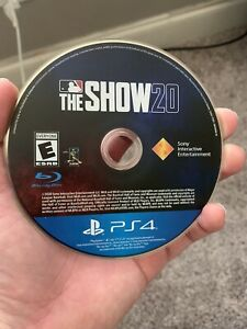 MLB The Show 20 (Playstation 4, PS4) - Used