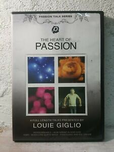 Passion Talk Series Louie Giglio - The Heart of Passion (DVD, 2009, 4-Disc Set)
