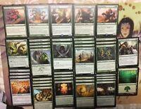 Huge Hydra Deck - Polukranos - Mistcutter - Magic Gathering - MTG - 60 Cards RTP