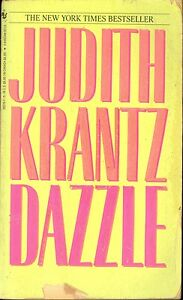 Dazzle by Judith Krantz (1994, Paperback)