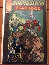Youngblood: Yearbook #1 (1993) Image Comics