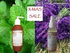 X-MAS SALE For HIM - Liquid Donkey Milk Soap + Beard, Hair & Body Oil
