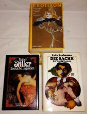 Posten Erotik Literatur Erotikon, Erotische Legenden , Die Sache  21 Variationen