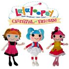 "3PCS LARGE 12"" 30CM LALALOOPSY KID GIRL CHILD BABY SOFT TOY PLUSH DOLL"
