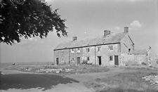 B/W Negative Combwich  Somerset 1947 +INC © DB417