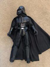 """14"""" Guerra De Las Galaxias Darth Vader Figura 1997 HASBRO James Earl & Sebastian Shaw voz"""
