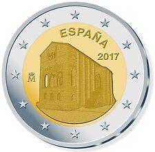 manueduc   ESPAÑA   2017   2 EUROS IGLESIA Sta.  MARÍA  DEL NARANCO  UNC