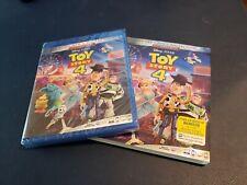 Toy Story 4 (Blu-ray, 2019)