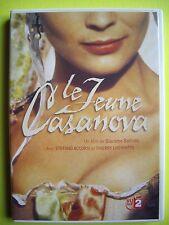 DVD  :       LE JEUNE CASANOVA  un film de Giacomo BATTIATO