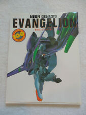 Neon Genesis Evangelion Newtype 100% Collection (Art & Guide Book) from Japan