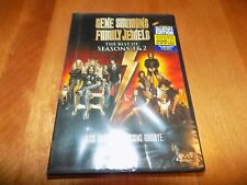 GENE SIMMONS FAMILY JEWELS The Best of Season 1 & 2 One Two Seasons A&E DVD NEW