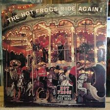 [JAZZ]~NM LP~The HOT FROGS~Ride Again!~{1980~RIBBET]~(Signed by Dick Hardwick)