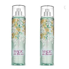 Bath and Body Works MAGIC IN THE AIR Fine Fragrance Mist ~ 8 fl.oz. (Lot of 2 )