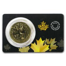 2017 Canada 1 oz Gold Elk .99999 BU (Damaged)