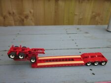 Code 3 Lowbed Trailer with 2 x dollies  american style stunning.