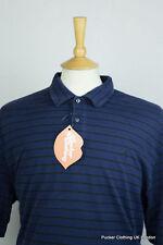 Ralph Lauren Loose Fit Short Sleeve Striped Men's Casual Shirts & Tops