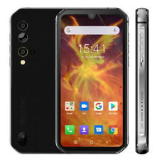 Blackview BV9900 Pro 8GB 128GB Smartphone Imagerie thermique 48MP IP68 4G Argent