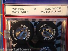 Pro Track #263 Daytona stockers 7/8 x .800 rear Tires 3/32 axle Mid America