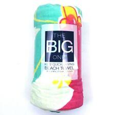 "The Big One Flamingo Kids' Quick-Drying Beach Towel (28"" x 58"")"