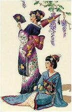 Counted Cross Stitch Kit  JEWELS OF THE ORIENT  Dimensions Gold Collection