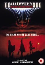 Halloween III - Season Of The Witch (DVD) (NEW AND SEALED) (REGION 2) (FREE POST