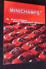 Book Minichamps A Passion for Model Cars Vol. 1