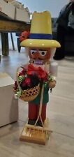 "��Vintage Steinbach Nutcracker The Rosenkavalier ~ Knight Of The Roses 16"" ��"