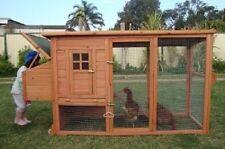 Conigliera pollaio gabbia per conigli polli ,roditori  L 188 x 75 x H 103 cm CA