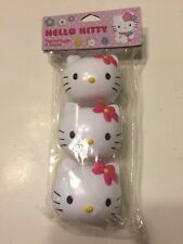 Sanrio Hello Kitty Treat Containers pack of 3