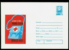 1974 Red Cross,First Aid kit saves lives !!,Rotes Kreuz,Cruz Roja,Romania,cover