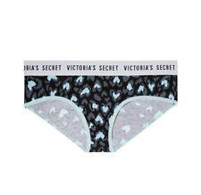 Victoria's Secret Stretch Cotton Logo Hiphugger Panties / Pants Size M