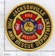 Florida - Jacksonville Fire And Rescue FL Fire Dept Patch