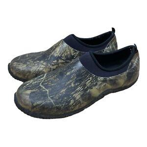 Men's Ranger Waterproof Camouflage Overshoes 0211 Size 12 Hunting Slip On