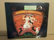 VTG RCA VICTOR RED SEAL 2x78s 11-8747 RAVEL DAPHNIS AND CHLOE SUITE NO. 2 VG+
