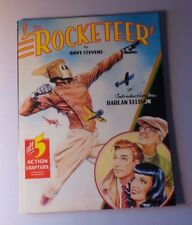 1991 THE ROCKETEER AN ALBUM ALL 5 ACTION CHAPTERS DAVE STEVENS