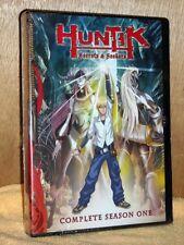 Huntik: Secrets & Seekers The Complete Season 1 (DVD, 2010 8-Disc Set) NEW anime