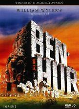 "NEW 2 DVD  "" Ben-Hur ""  Charlton Heston, Jack Hawkins"