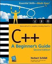 Beginner's Guide: C++ by Herbert Schildt (2003, Paperback, Revised)