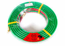 15 METER OXYACETLYN TWIN HOSE WITH BRASS FITTINGS OXY ACET *OLYMPIC*
