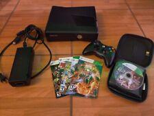 Microsoft Xbox 360 S 4GB Black Console