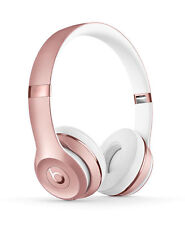 Beats by Dr. Dre Solo3 Wireless Headphones - Rose Gold