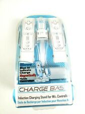 Nyko Charge Station Dock White for Nintendo Wii Remote 87048 New In BOX
