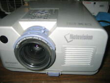Sharp Notevision XG-C40XU LCD Projector