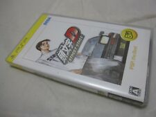 7-14 Days to USA. USED New Edition PSP Initial D Street Stage Japanese Version