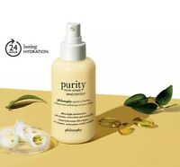 Philosophy Purity Made Simple Ultra-Light Moisturizer 4.7 oz new in box