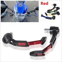 "Aluminum Alloy 7/8"" Motorcycle Handlebar Protector Brake Clutch Lever Guard X2"