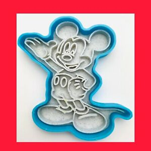 Micky Mouse Midium Size Cookie Cutter
