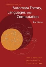 Introduction to Automata Theory, Languages, and Computation (3rd Edition) - PDF